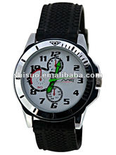 Cool Professional Techno Sport Watch for Man with Japan PC21 movement