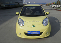 High Quality Solar Electric Car L7e EEC