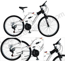 Promotional full suspension cheap mountain bike bicycle MTB bicycle