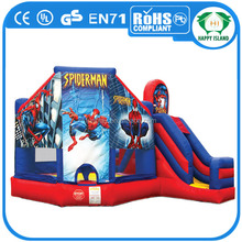 HI 2014 CE bouncy castle ,halloween inflatable house ,outdoor easter inflatables