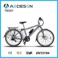 very cheap electric mountain bike/sport bike with aluminum battery and bafang motor ebike TM261