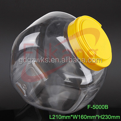 Plastic Candy Jars Wholesale Plastic Jars Candy Gift