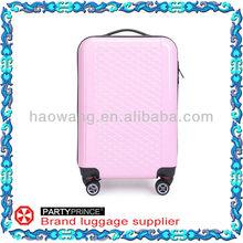 Four wheels super light luggage