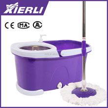 2015 Hurricane 360 Degree Spin floor Easy Life Magic double mop material bucket with wringer Lowes