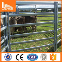 Direct supplier low price farm cattle panels/ cheap cattle panels for sale/ portable stockyard cattle panels