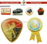 OEM design custom rotary badge