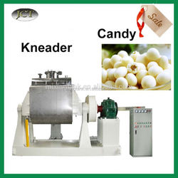 China Manufacture 2013hotest sale waste truck tires rubber shred kneader with sgs for Candy and Bubble Gum