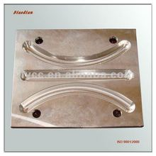 aluminum control faceplate by cnc machining for electronic products