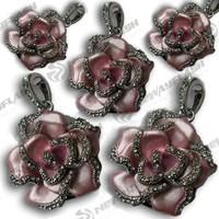 Hot sale bulk flower shape usb memory disk