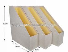Low price file holder paper box