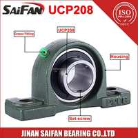 Agricultural Machinery Bearing Pillow Block Bearing UCP205 UCP206 UCP207 UCP208 Insert Bearing Units With Housing