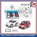 Nueva baratos juguetes de metal del coche de juguete de morir- modelo de reparto del coche