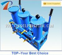 Portable gear oil disposal machine through the dehydrator,degasification,filtration processes