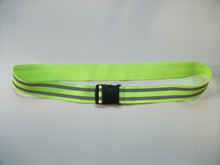 Reflective Waist Band For Safety