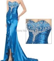 потрясающие милая Пром платье все размер на заказ