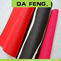 Raw PVC leather materials for making shoes and handbags