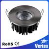 factory price wholesales 80lm per watt 8W COB led luminaires