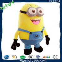minion plush toy despicable me