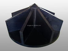 slurry pump polyurethane impeller and rubber parts supplier in China