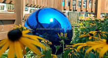 Factory fast shipping colored decorative gazing steel ball