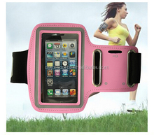 High Quality Sports Lover's Band Neoprene Arm Mobile phone case