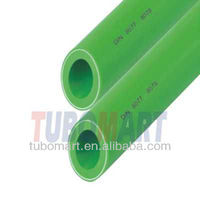 PP-RC Stabi pipe with aliminum series