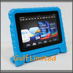 Hot Selling 7 inch Kids Tablet PC Case With Handle For Kindle Fire HD