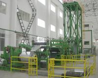 steel coil teflon color coating line