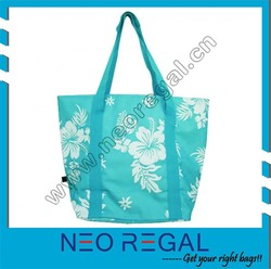 Foldable Polyester Tote Shopping Bag/polybag bags