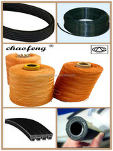 air conditioner duct high quality dipped polyester thread