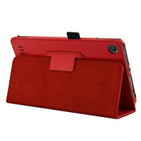 PU Leather Case With Stand Function For Amazon For Kindle Fire HDX 7""