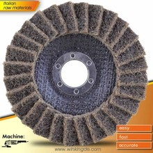 T29 5'' 125x22mm VSM sunmight abrasive disc for marble making machine for stainless steel with MPA EN 12413