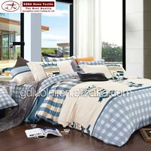 Alibaba wholesale fabric high quality 100%cotton modern contemporary bedding sets