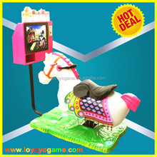 attractive coin operated popular amusement kiddie swing ride for sale