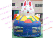 jumping castle/ durable combo inflatable paintball obstacle castle air /inflatable castle /inflatable bouncer
