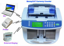 (Best Price) Count Value of Selected Denomination Money Counter/Currency Counter for Bahamian dollar (BSD)