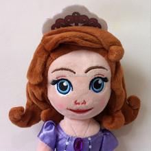 The little princess Sofia , 35 cm plush dolls / 45 cm / 70 cm