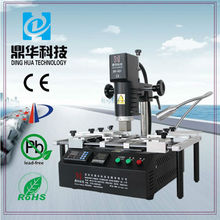 bga chip reballing equipment updated from IR6000 for XBOX PS2 PS3 Wii X360 laptop motherboard repair reballing DH-A01