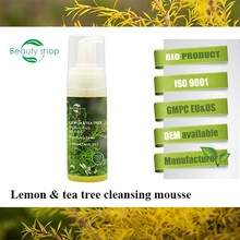 Lemon&Tea Tree Face Wash with Tea Tree Extract For Oily Skin/best Acne Treament face wash