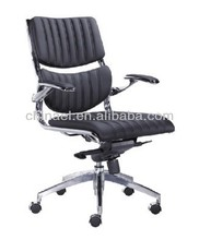 The newest design office chair base wooden