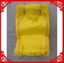 lemon mesh bags orange mesh bags yellow color size 35*60cm