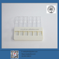 dental equipment Hot-Selling high quality low price 6 colors acrylic denture teeth