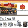 Fast Food Restaurant Kitchen Equipment For Sale