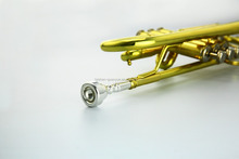 Standard Universal Pocket Trumpet from China