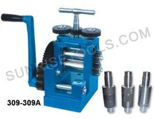 Mini Rolling Mill with 7 rolls
