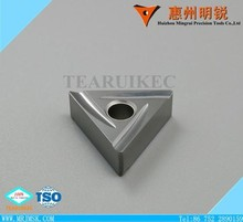 Best Mingrui design tungsten carbide insert with MITSUBISHI brand TNMG 160404R turning tool for stainless steel