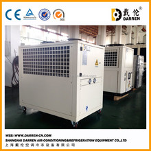 Cheap Commercial/Industrial Box Mini Chiller 3HP~12HP