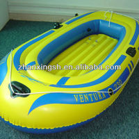 2014 shanghai zhanxing new desig durable high speed pvc inflatable river boats made in china for sale