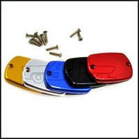 BJ-OC-006C 5 Colors Available Aluminum CNC Motor Bike Brake Fluid Tank Cap Cover For T-Max 500, TMax 530