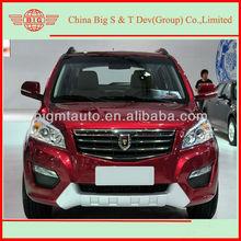 2013 city mini SUV/1500 cc displacement SUV/Euro IV S30 Model 5seats SUV on sale